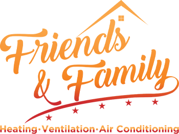 Friends & Family HVAC logo